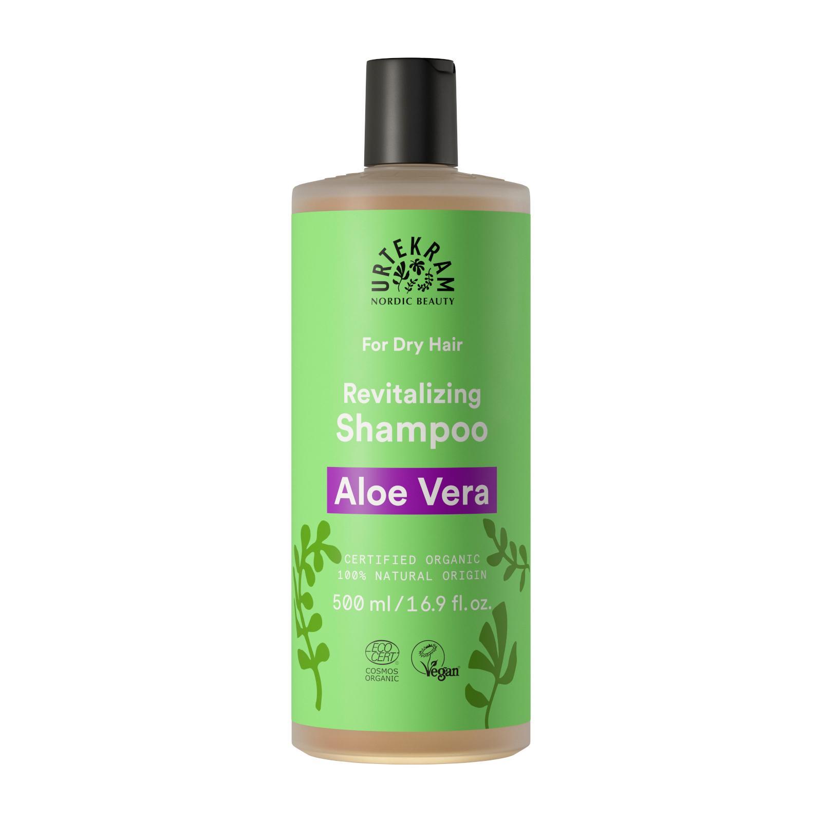Urtekram Šampon s aloe vera na suché vlasy 500 ml