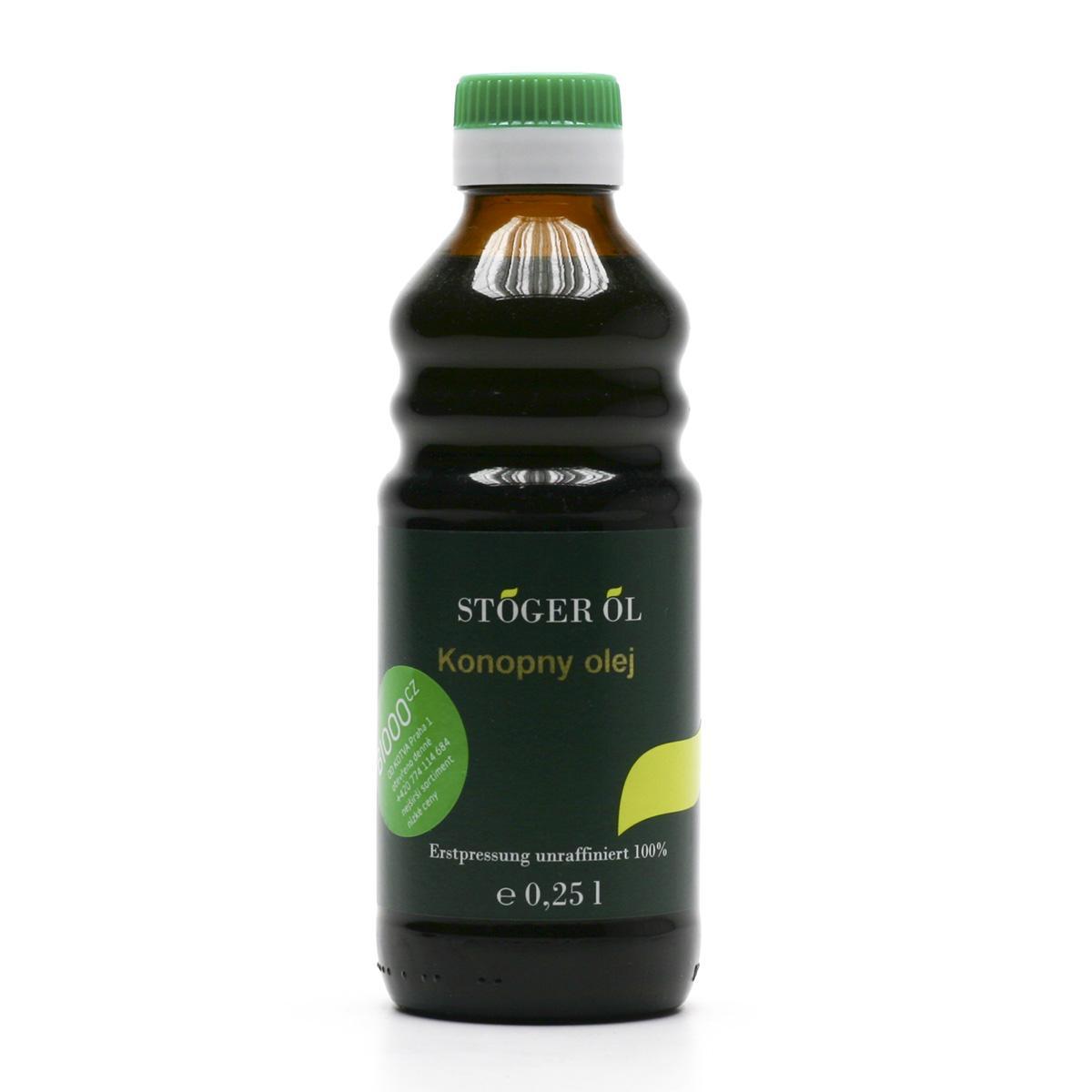 Biopurus Konopný olej 250 ml