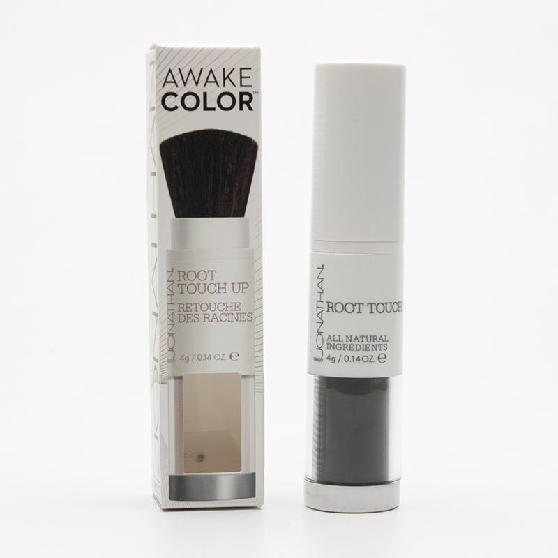 Jonathan Suchý šampon na odrosty a šediny Černý 4 g, štětec