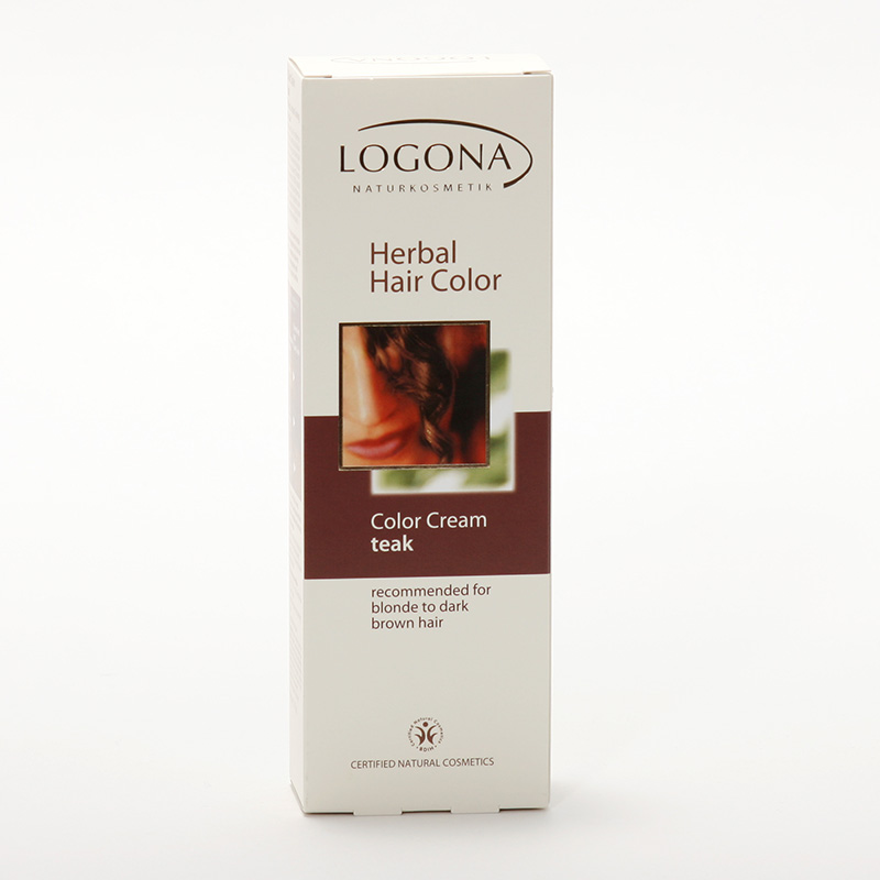 Logona Color creme, týk 150 ml