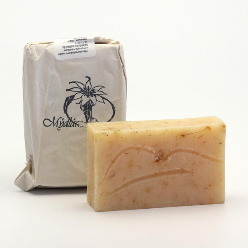 Mýdlárna Rubens x Mýdlo pro citlivou a suchou pokožku kontryhel, obal sáček 90 g