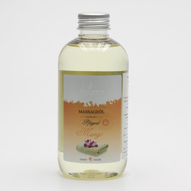 Kanu  ZRUŠENO Masážní olej mango 200 ml