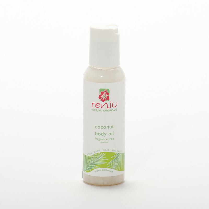 Reniu Fiji Kokosový olej extra panenský, bez aroma 59 ml
