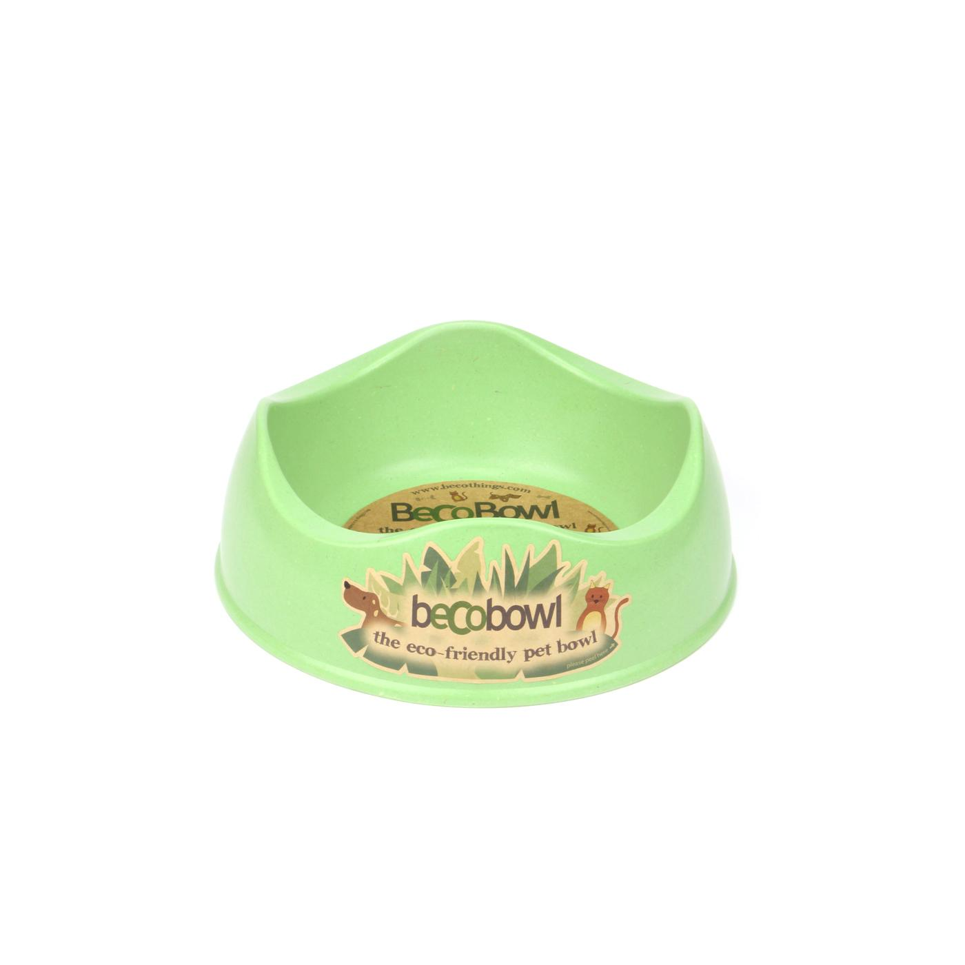 Beco Pets Beco Bowl Medium 1 ks, zelená