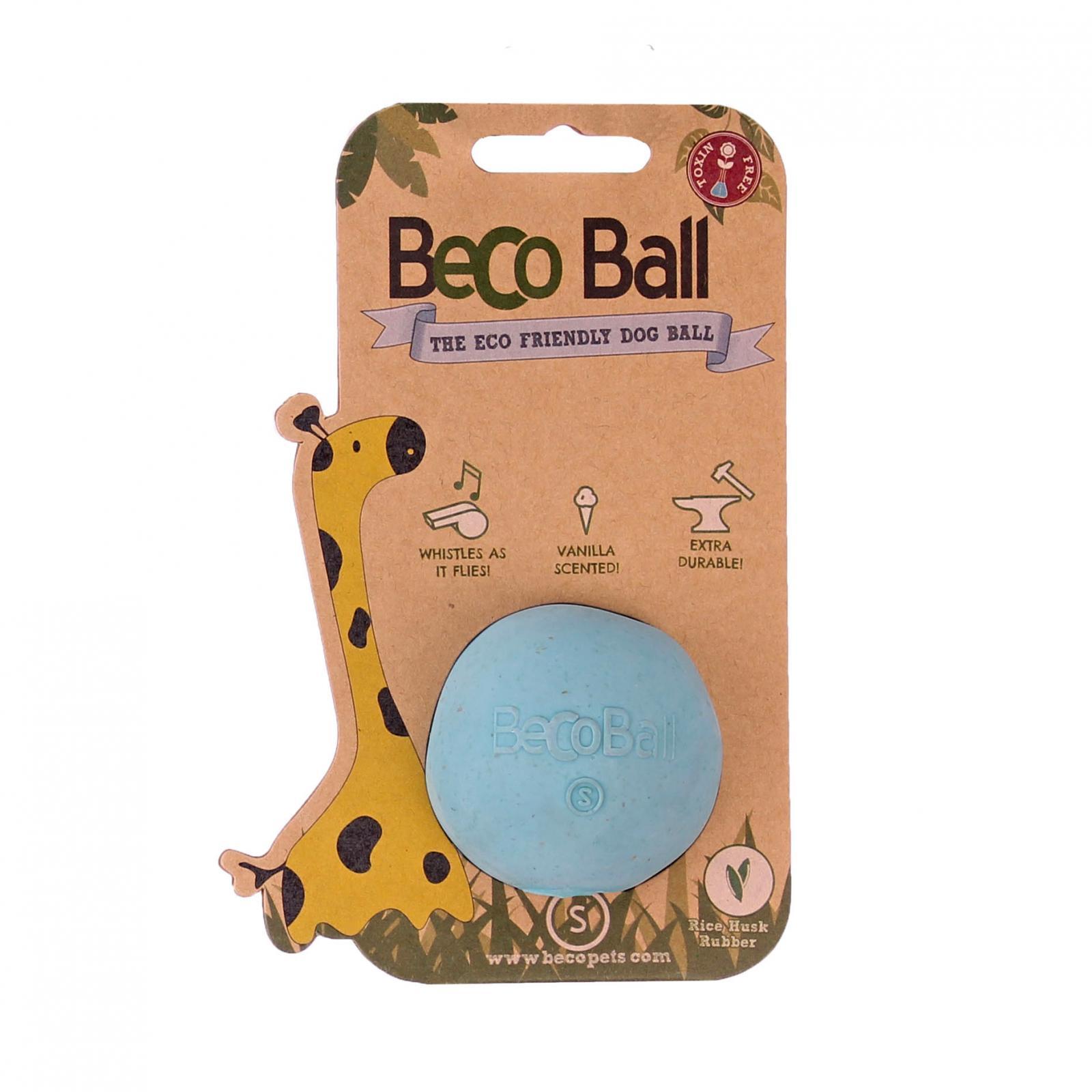 Beco Pets Beco Ball Small 1 ks, modrá
