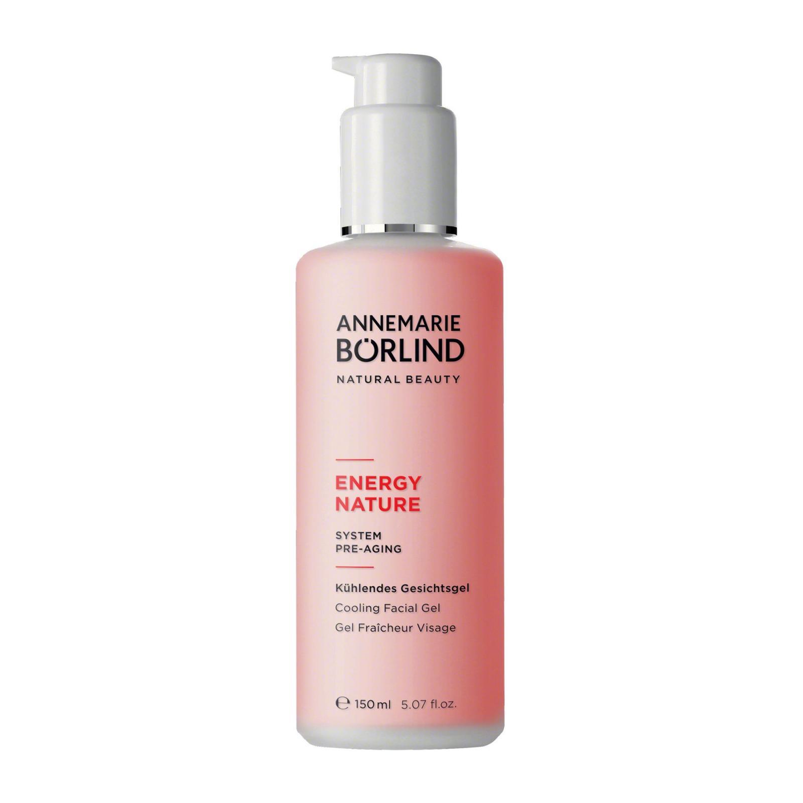 Annemarie Borlind Chladivý pleťový gel, Energynature 150 ml