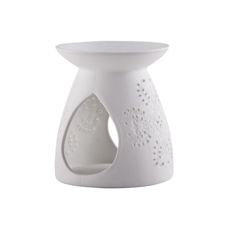 Kerzenfarm Porcelánová aromalampa Orientální ornamenty 12,2 cm