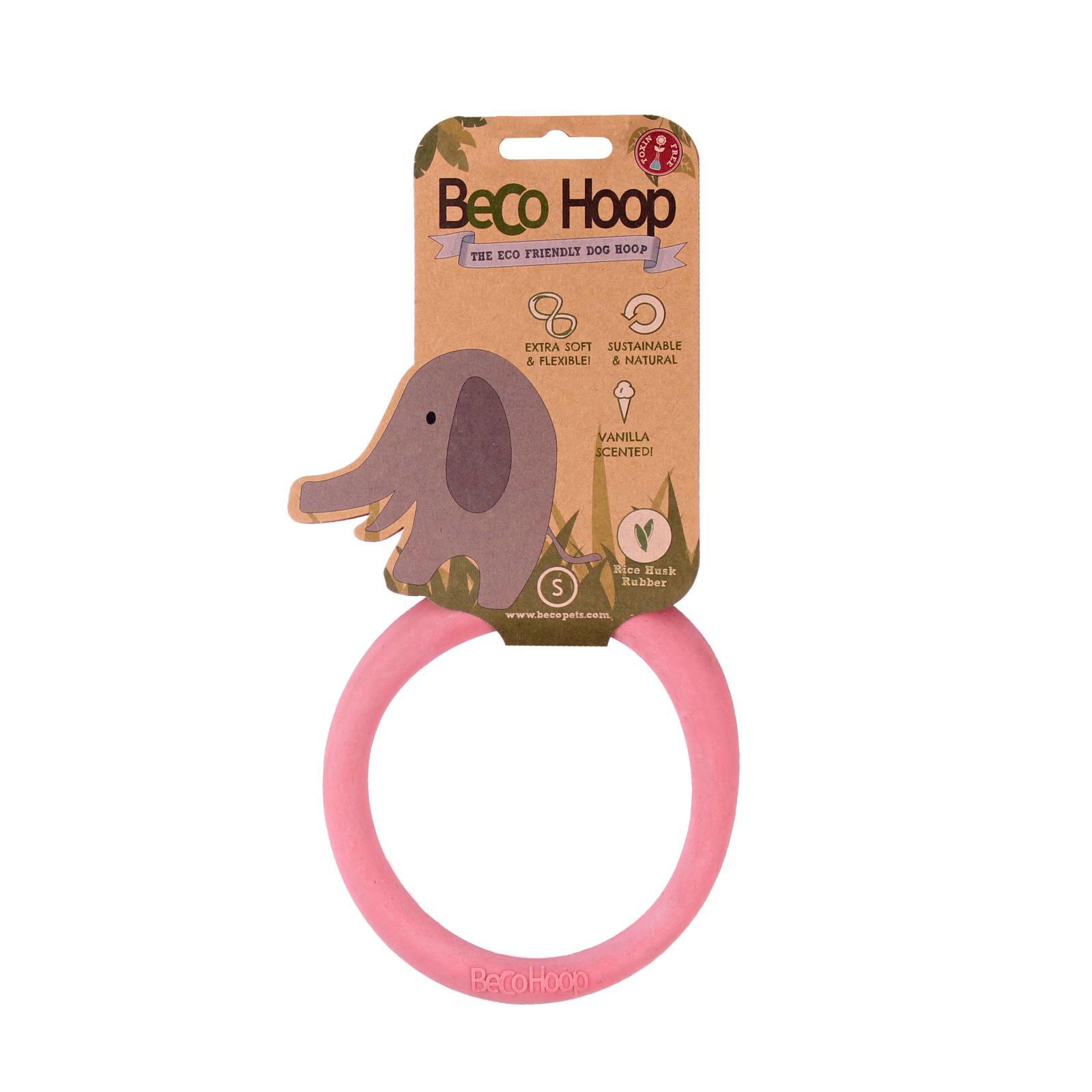 Beco Pets Beco Hoop Small 1 ks, růžová
