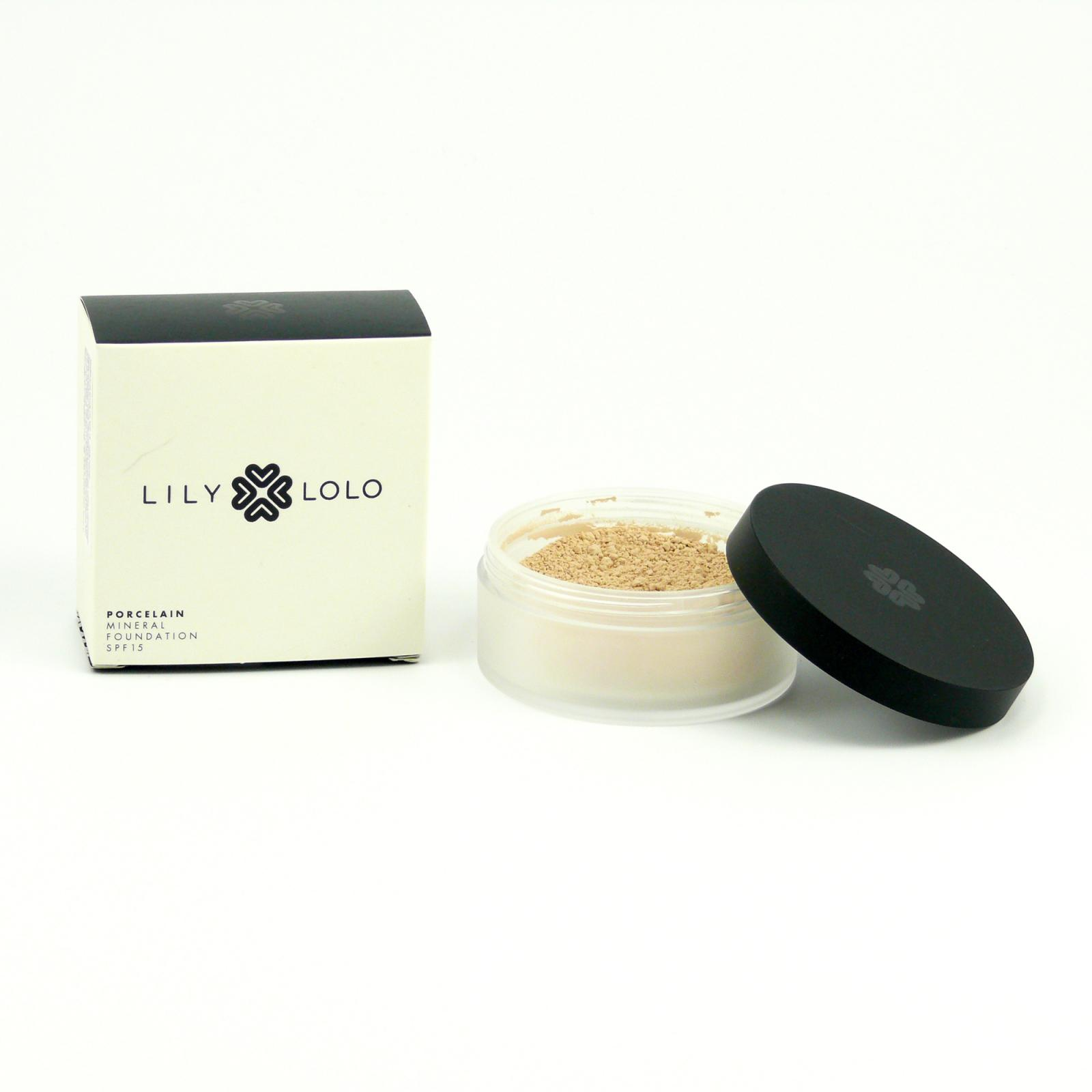Lily Lolo Mineral Cosmetics Minerální make-up Porcelain 10 g