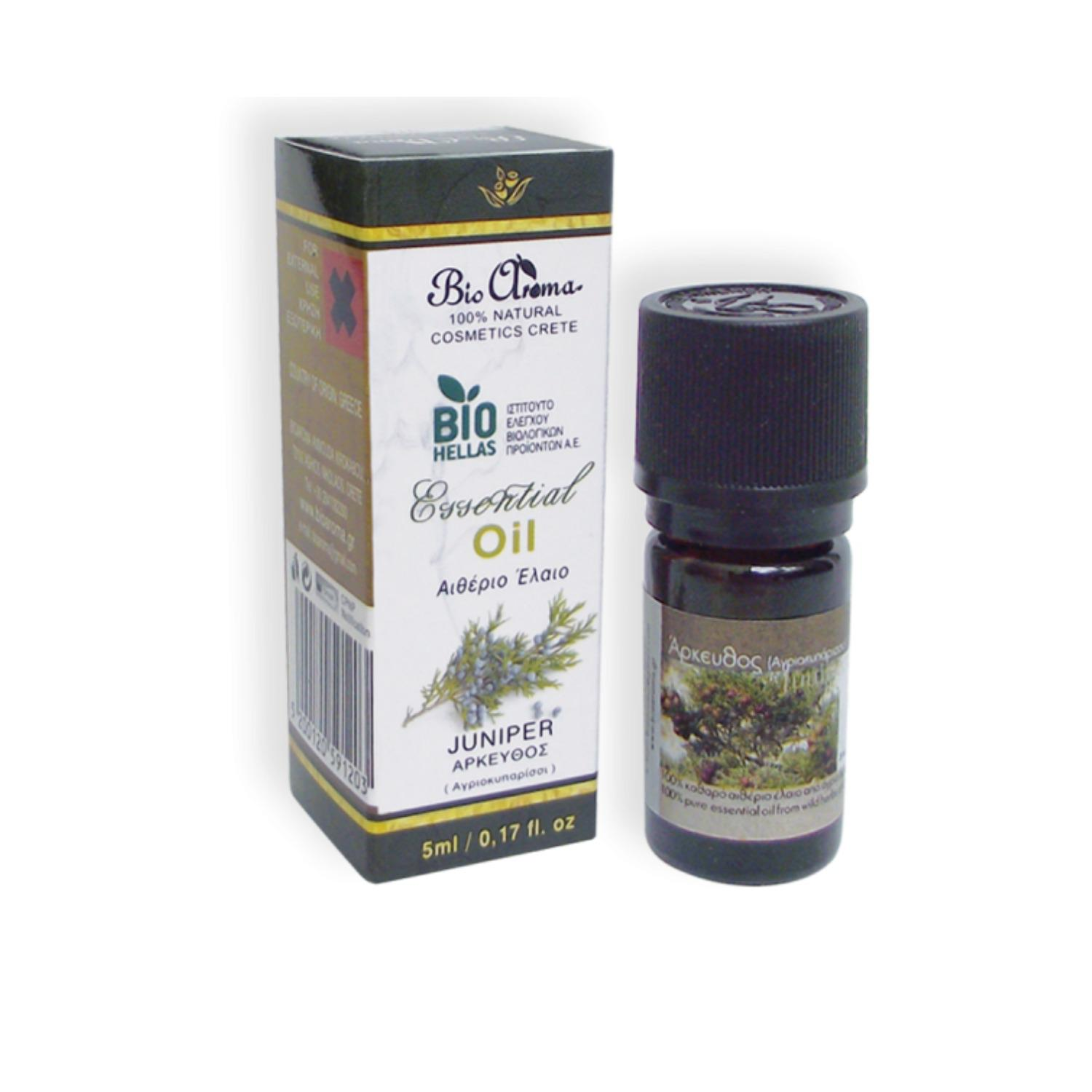 BioAroma Jalovec Bio 5 ml