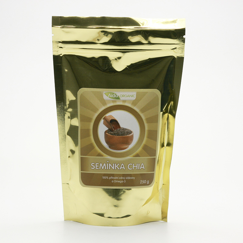 Aida Organic Chia semínka 250 g
