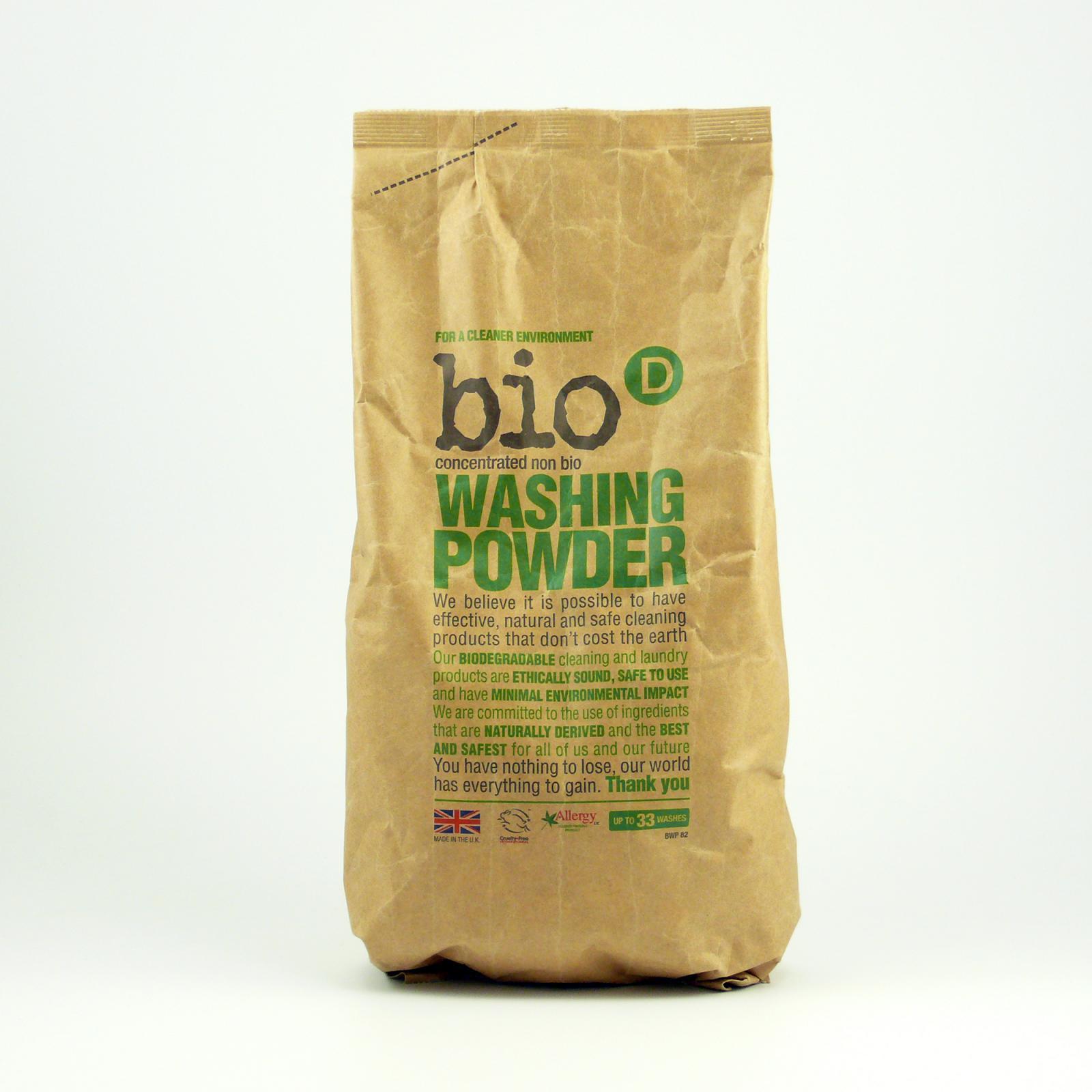 Bio-D Prášek na praní 12,5 kg