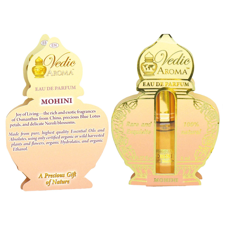 Vedic Aroma Ayurvédská parfémová voda Mohini 8 ml, sprej