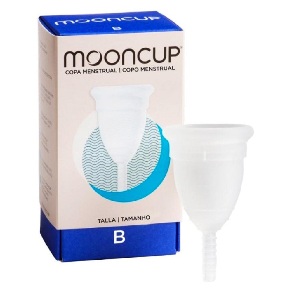 Mooncup Menstruační kalíšek velikost B (menší) 1 ks