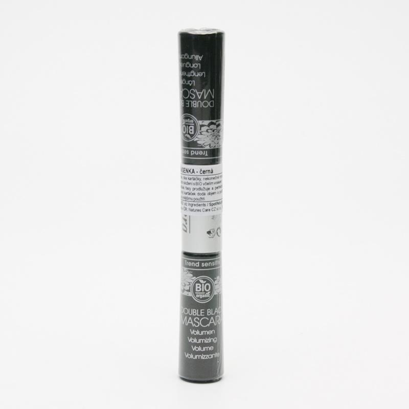 Lavera Řasenka černá duo, Trend Sensitiv 5,5 ml