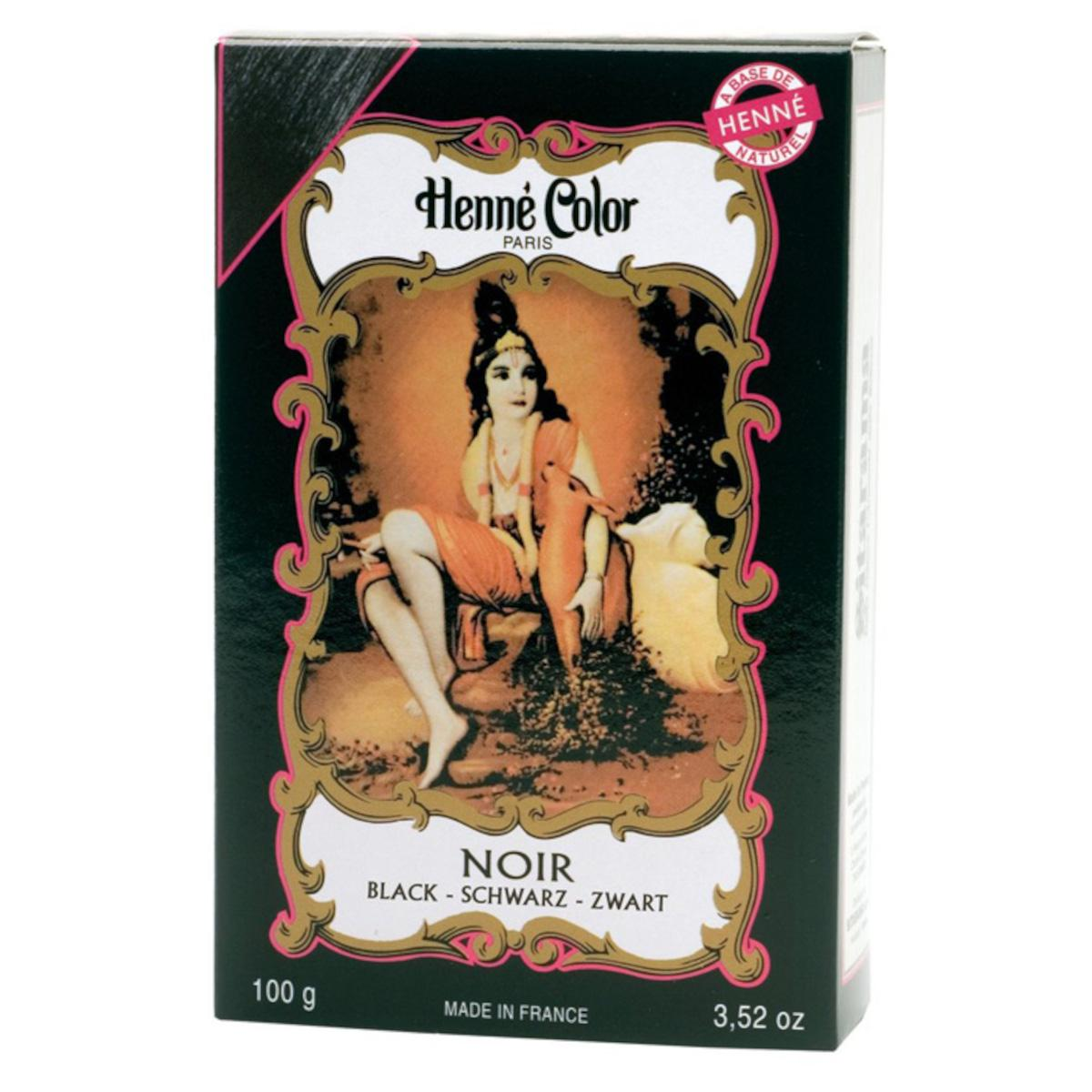 Henné Color Henna Černá 100 g