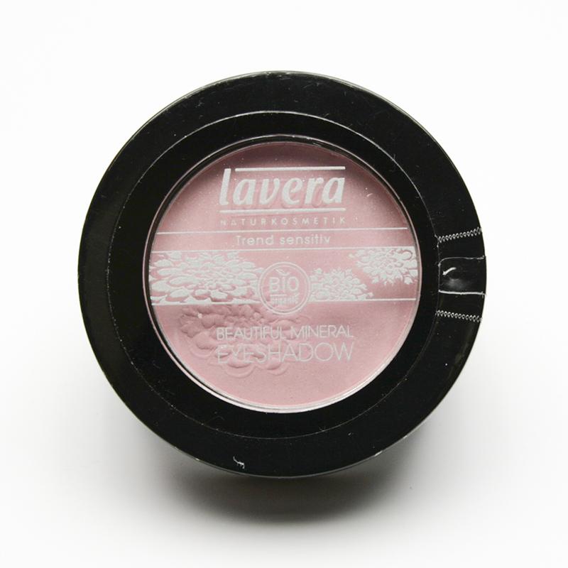 Lavera Minerální oční stíny 03 snově růžová, Trend Sensitive 1,6 g