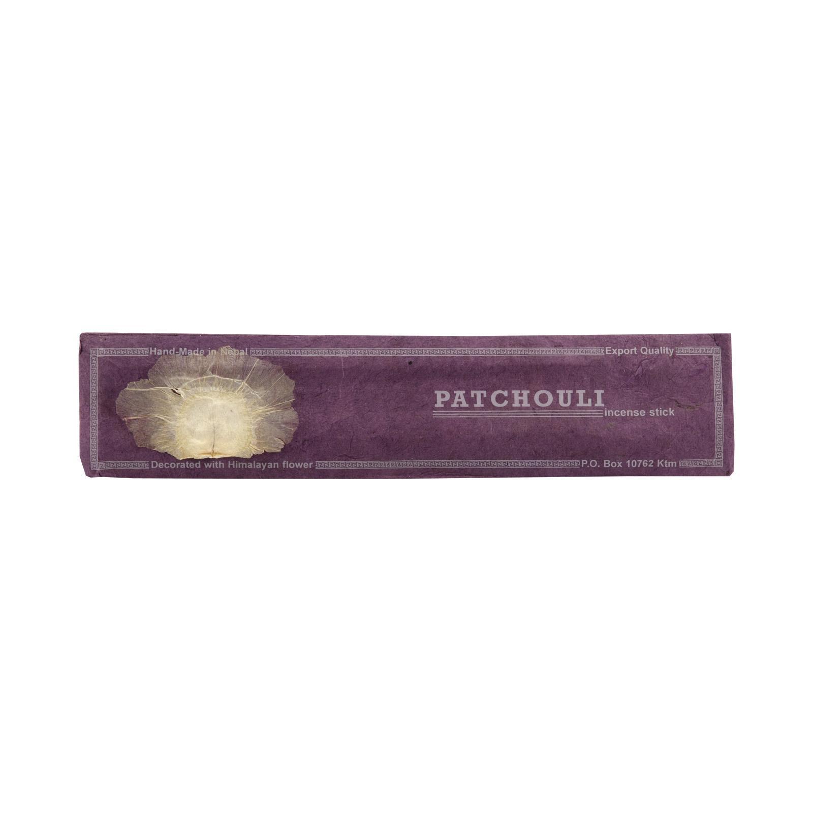 Himalayan Herbal Vonné tyčinky nepálské Patchouli 15 ks