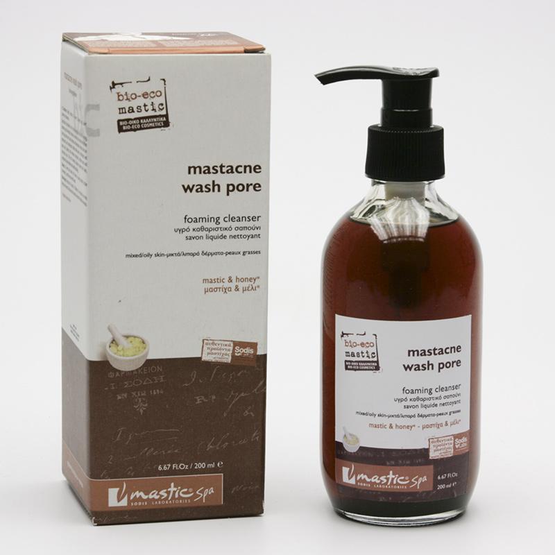 Mastic spa Čistící pěna, Bio Eco 200 ml