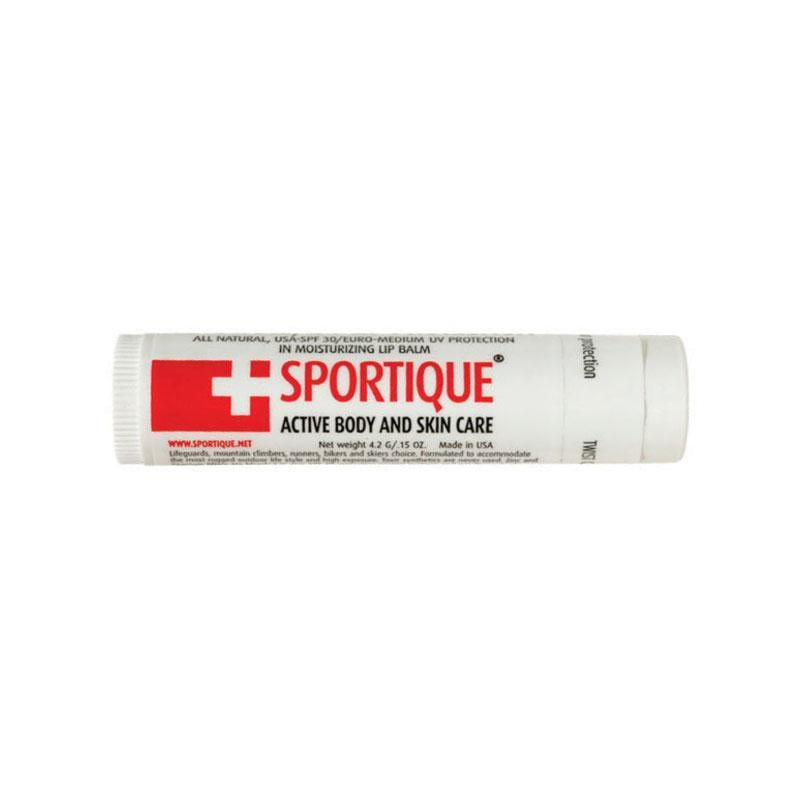 Sportique Pomáda na rty s UV ochranou 4,2 g