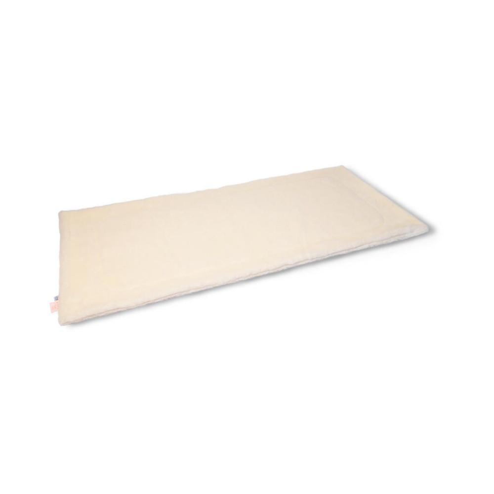 Batex Podložka oboustranná z vlněného včesu, 105 90x200 cm