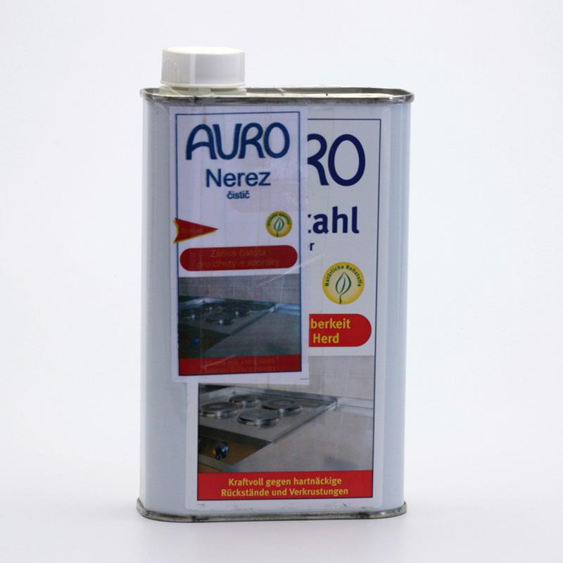 Auro Čistič nerezu, na trouby, sporáky a pece 500 ml