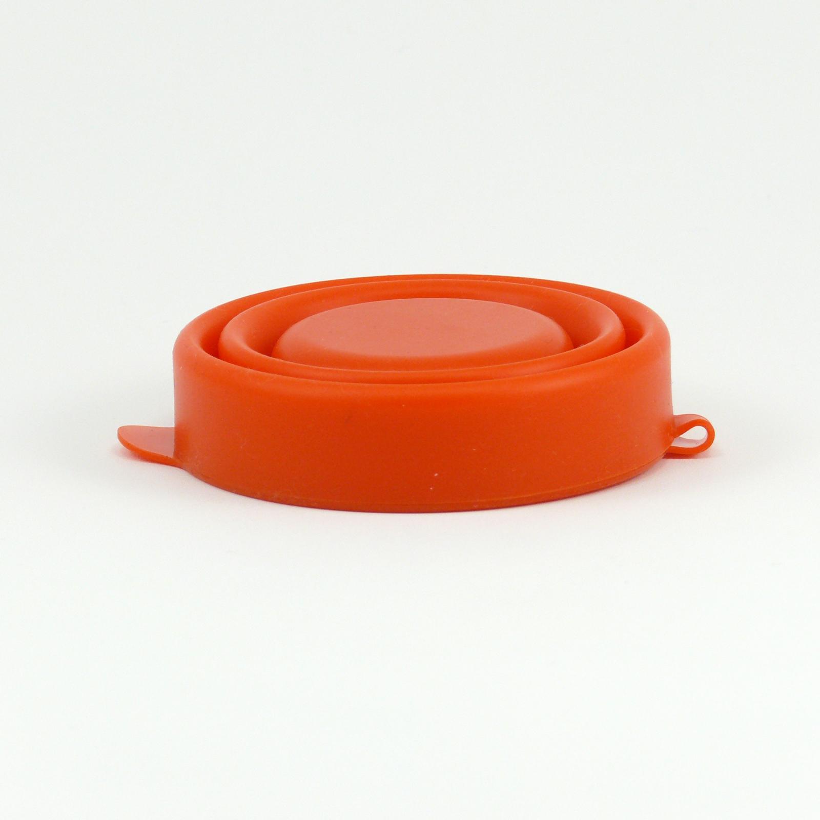 Me Luna Kelímek na sterilizaci, oranžový 1 ks