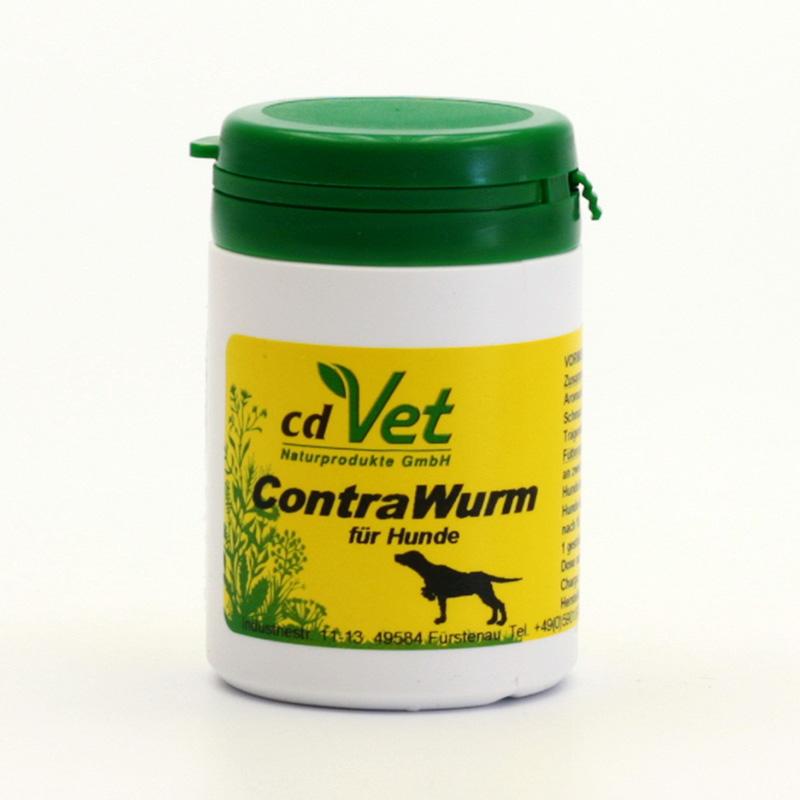 CdVet Odčervovací byliny pro psy 25 g