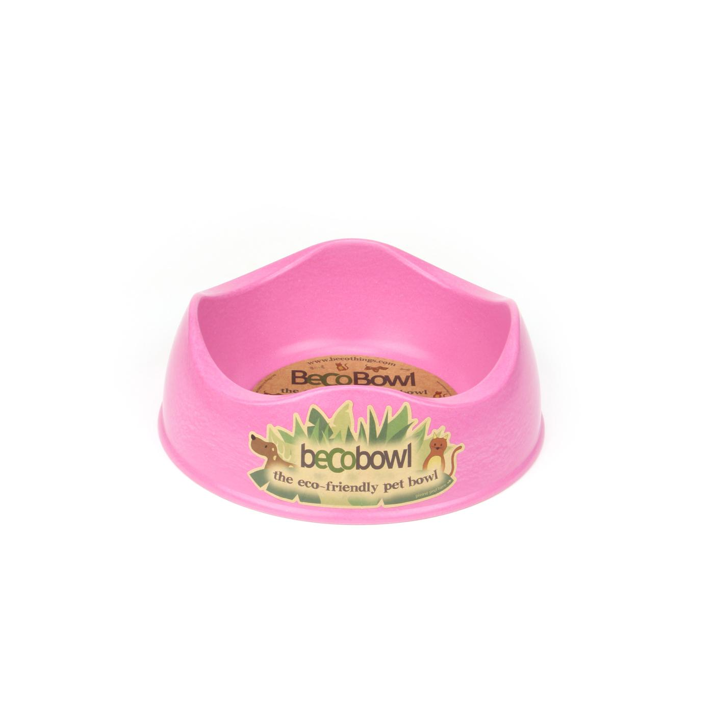Beco Pets Beco Bowl Medium 1 ks, růžová
