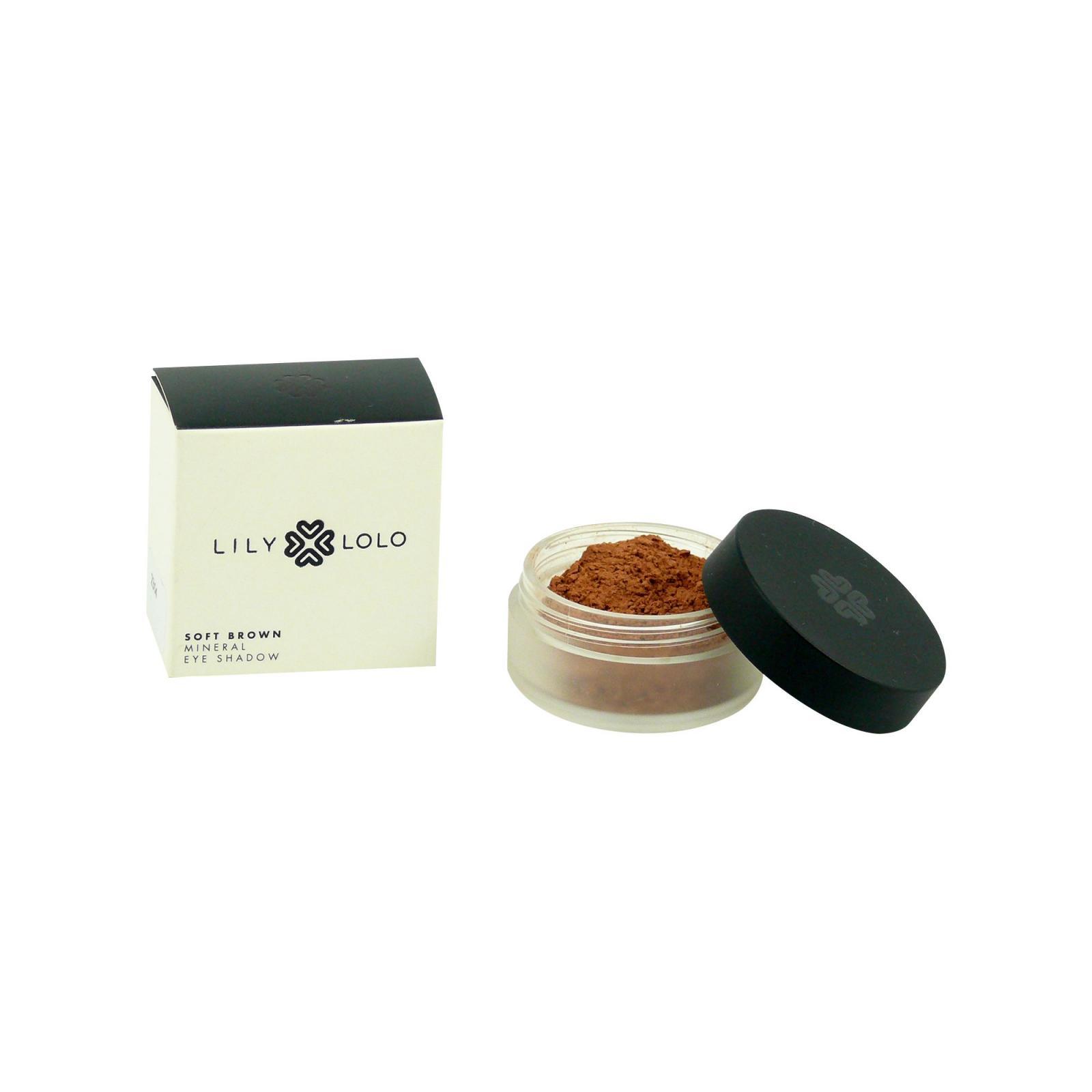 Lily Lolo Mineral Cosmetics Minerální oční stíny Soft Brown 2 g