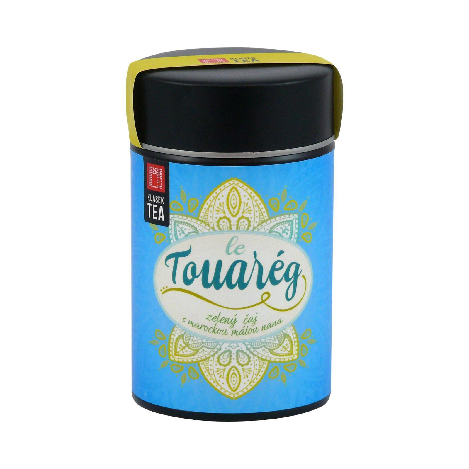 Keiko Zelený čaj Le Touarég, kovová dóza 50 g