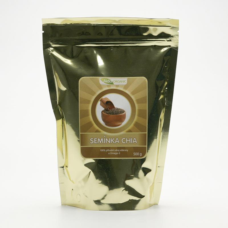 Aida Organic Chia semínka 500 g