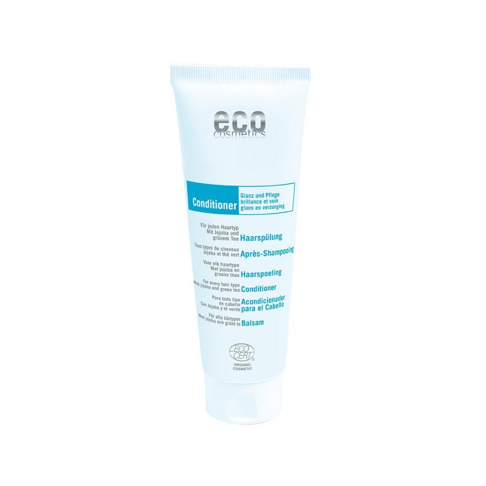 Eco Cosmetics Kondicionér vlasový jojoba/zelený čaj 125 ml