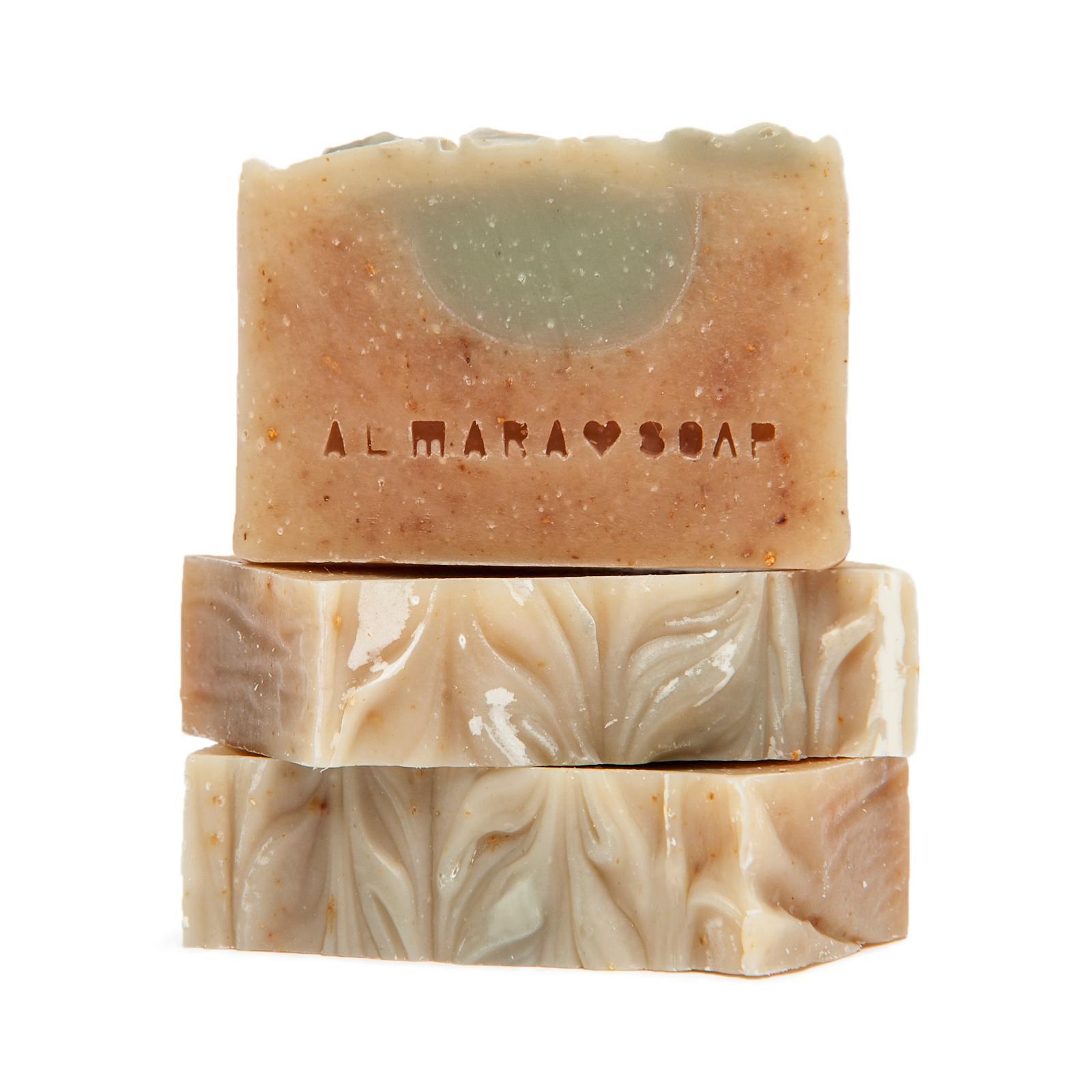 Almara Soap Mýdlo Lemon Tea tree 90 ± 5 g