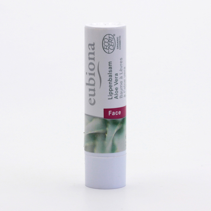 Eubiona Balzám na rty aloe vera, Face 4 g
