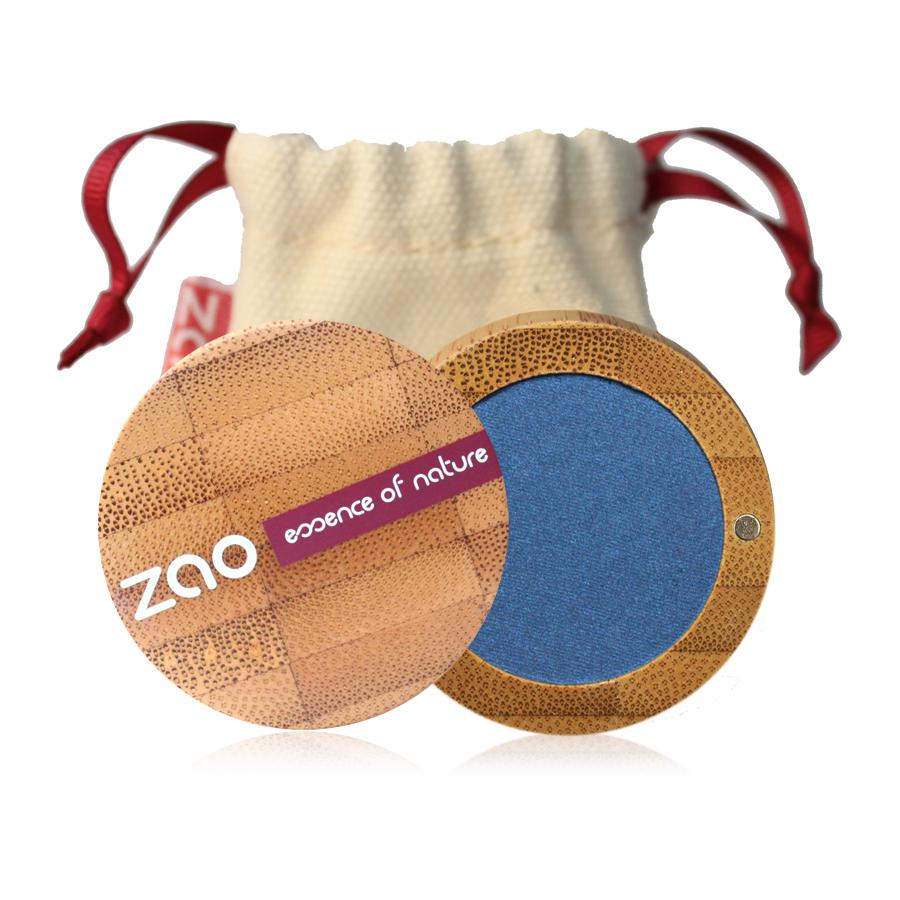 ZAO Třpytivé oční stíny 120 Royal Blue 3 g bambusový obal