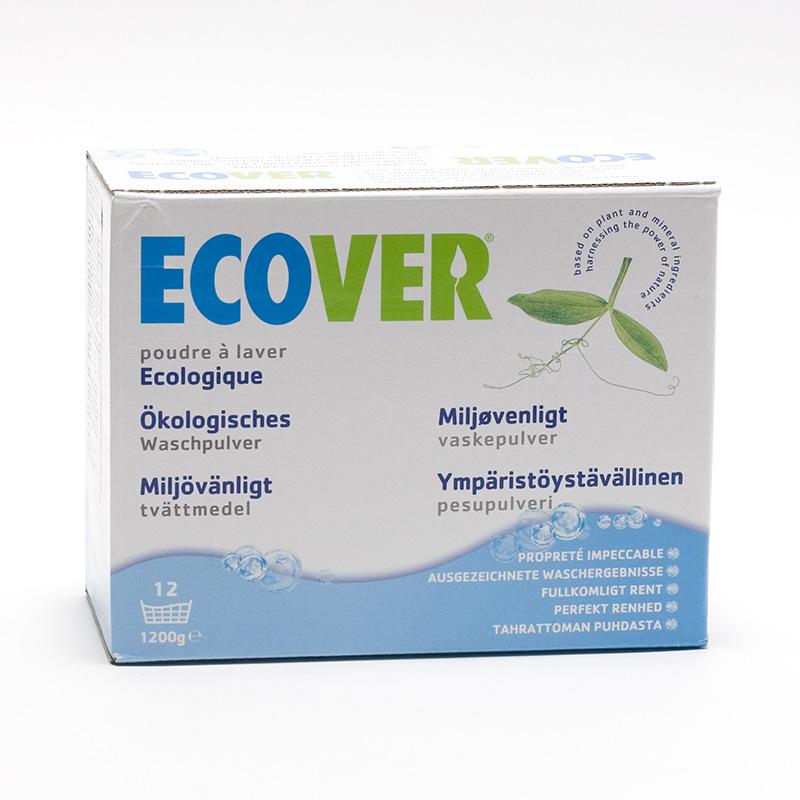 Ecover xxxVýprodej Prací prášek na bílé prádlo 1,2 kg