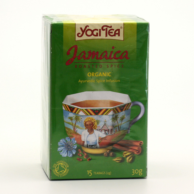 Golden Temple x Čaj Yogitea Jamaica 15 ks, 30 g