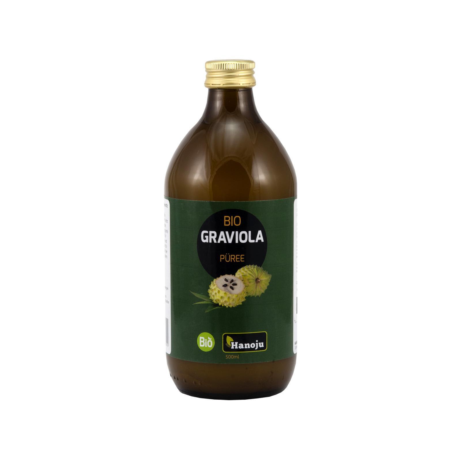 Hanoju Graviola pyré 500 ml