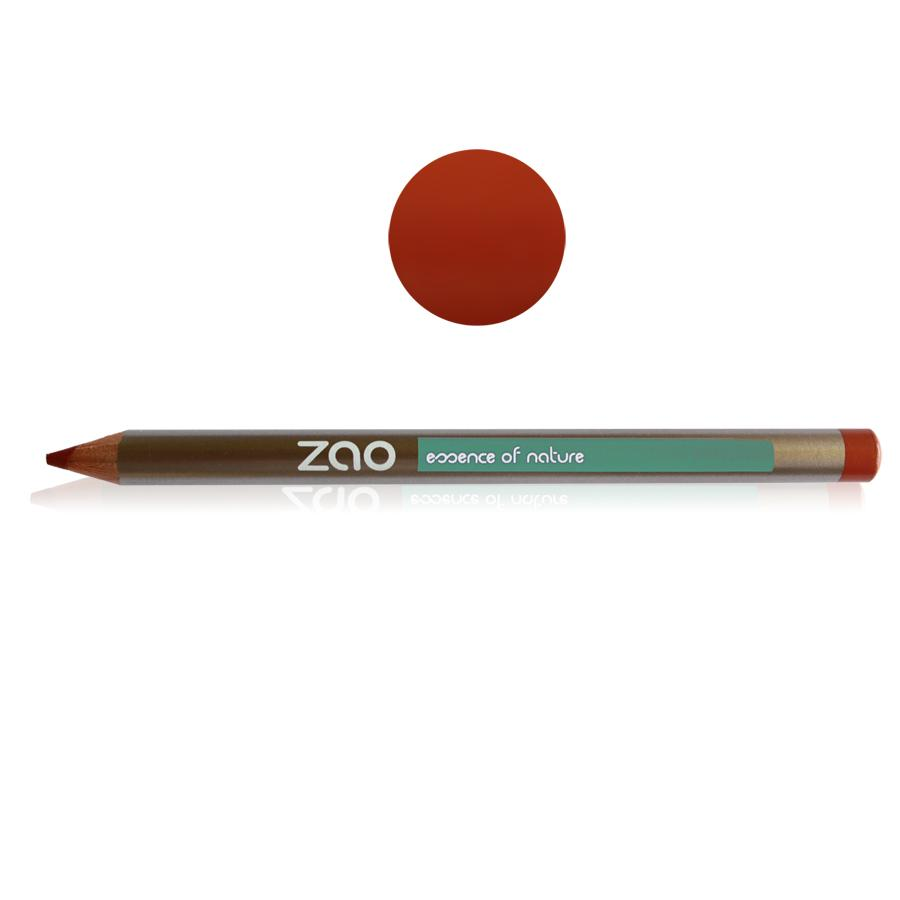 ZAO Tužka na rty 608 Orange Brown 1,17 g