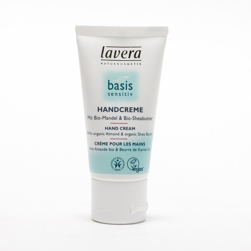 Lavera Krém na ruce, Basis Sensitive 20 ml