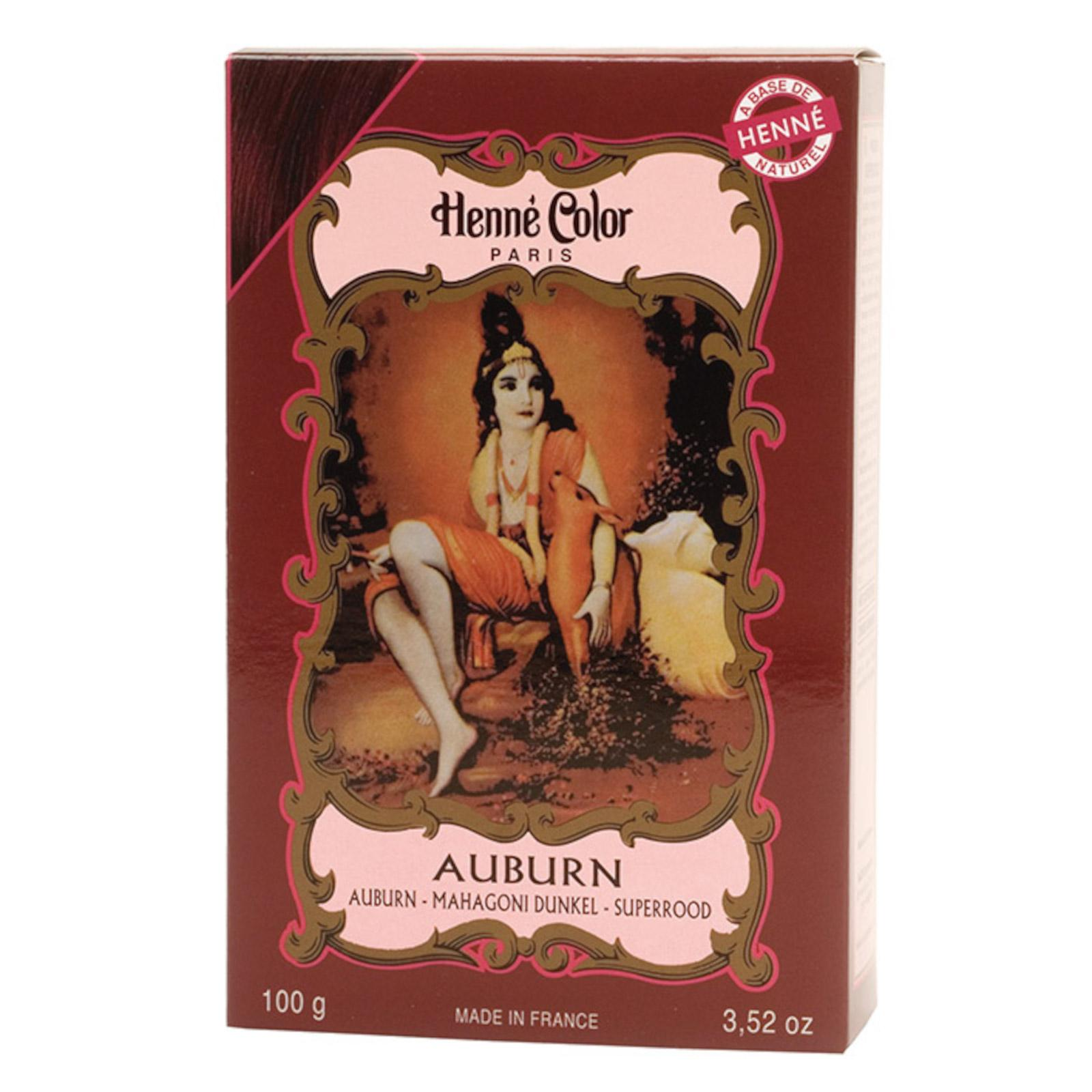 Henné Color Henna Bordó 100 g