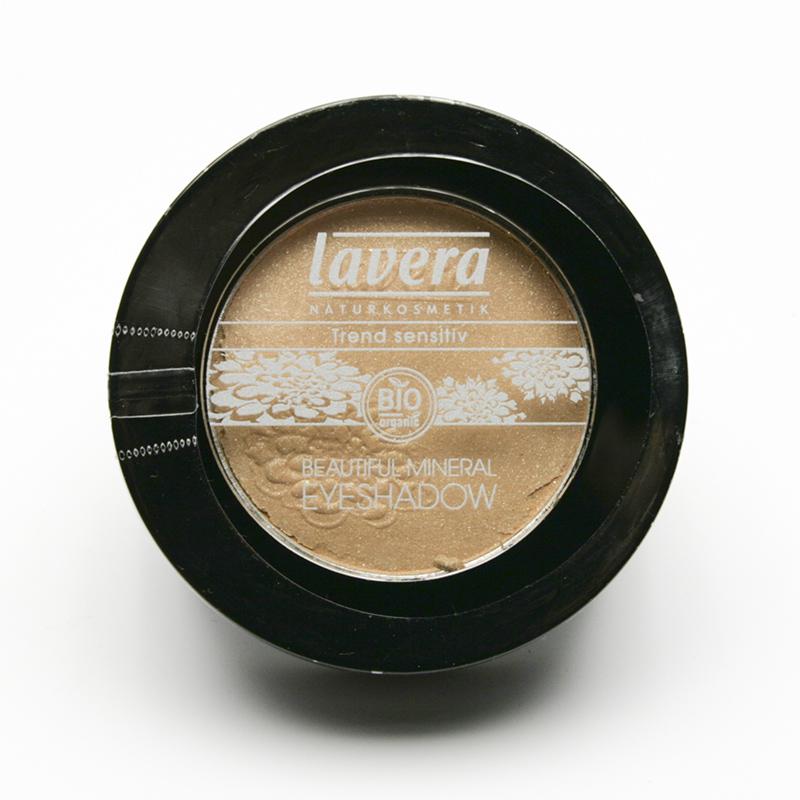 Lavera Minerální oční stíny 02 zlatá béžová, Trend Sensitive 1,6 g