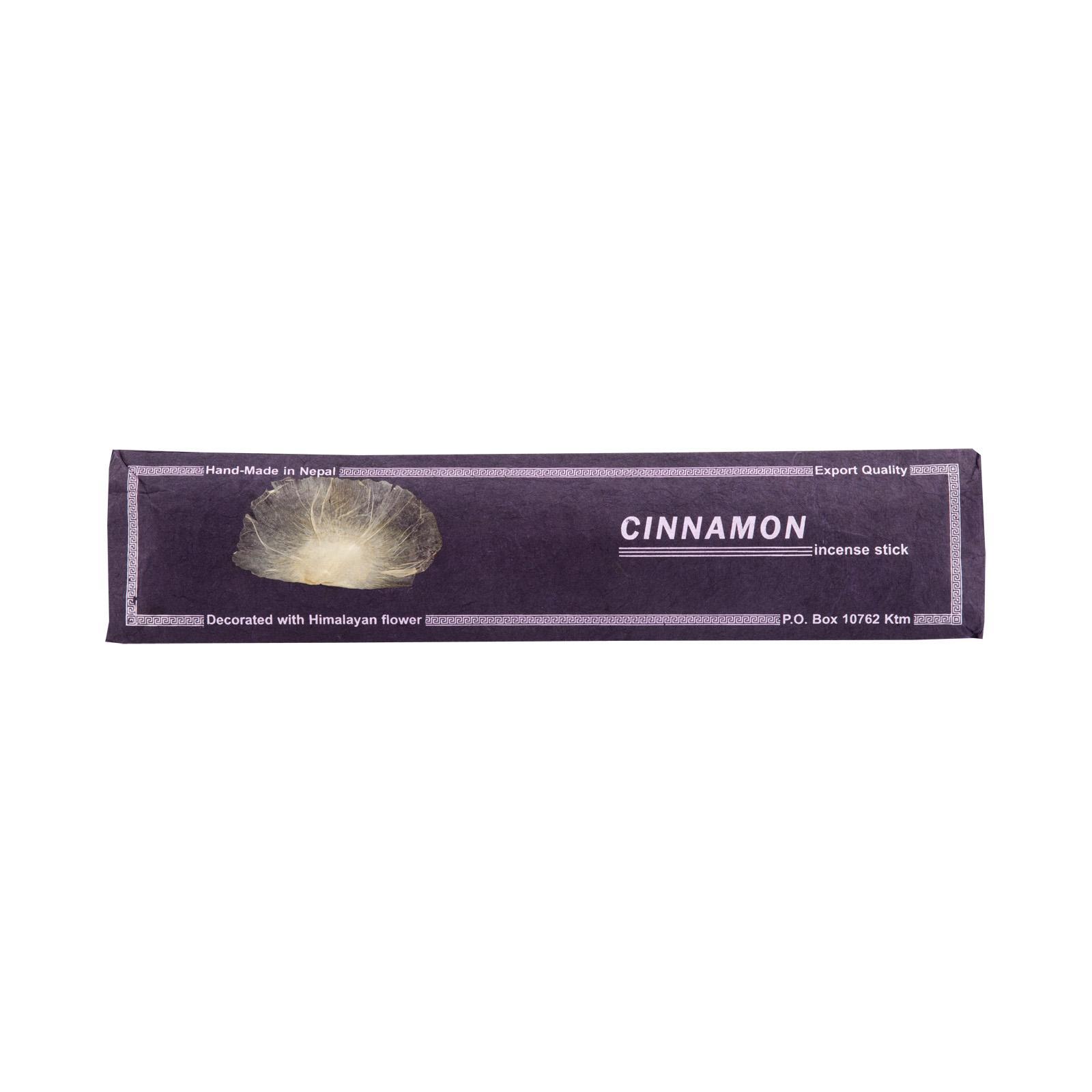 Vonné tyčinky nepálské Cinnamon