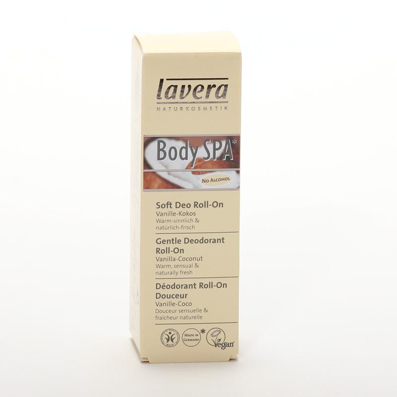 Lavera xxDeo kulička vanilka a kokos, Body Spa 50 ml