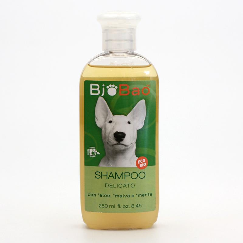 Bjobj Šampon pro psy jemný, BioBao 250 ml