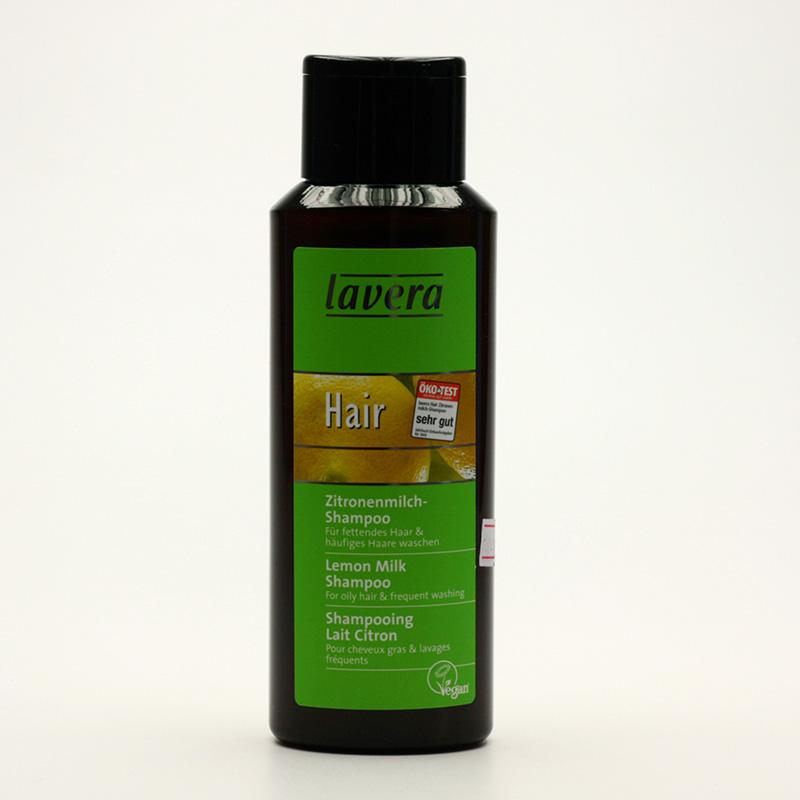Lavera Šampon citrónový, Hair 250 ml
