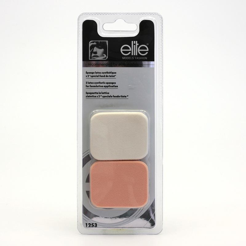 Elite Výprodej Kosmetické houbičky, latexové 2 ks