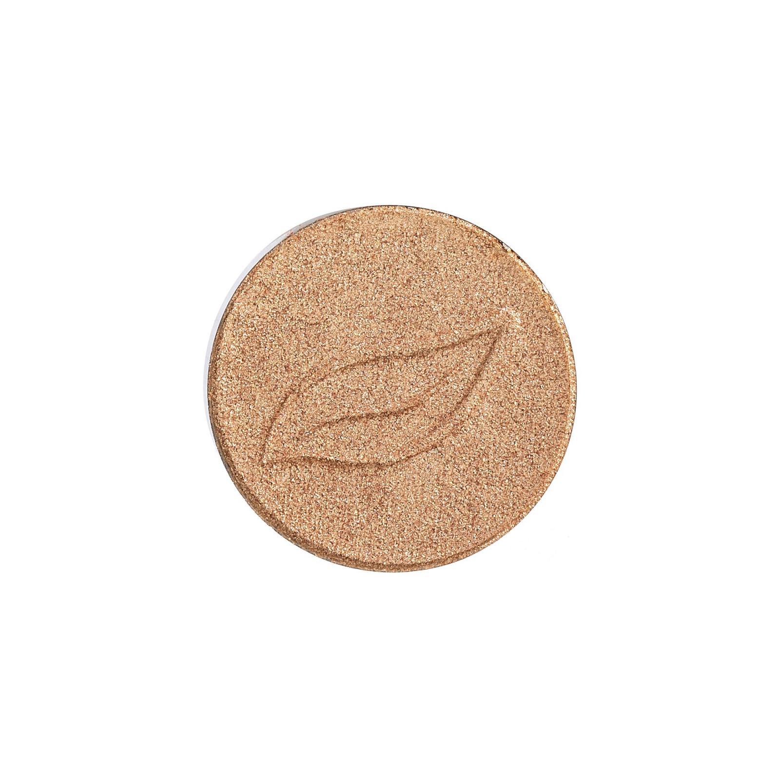 puroBIO cosmetics Minerální oční stíny 01 Champagne 2,5 g náplň