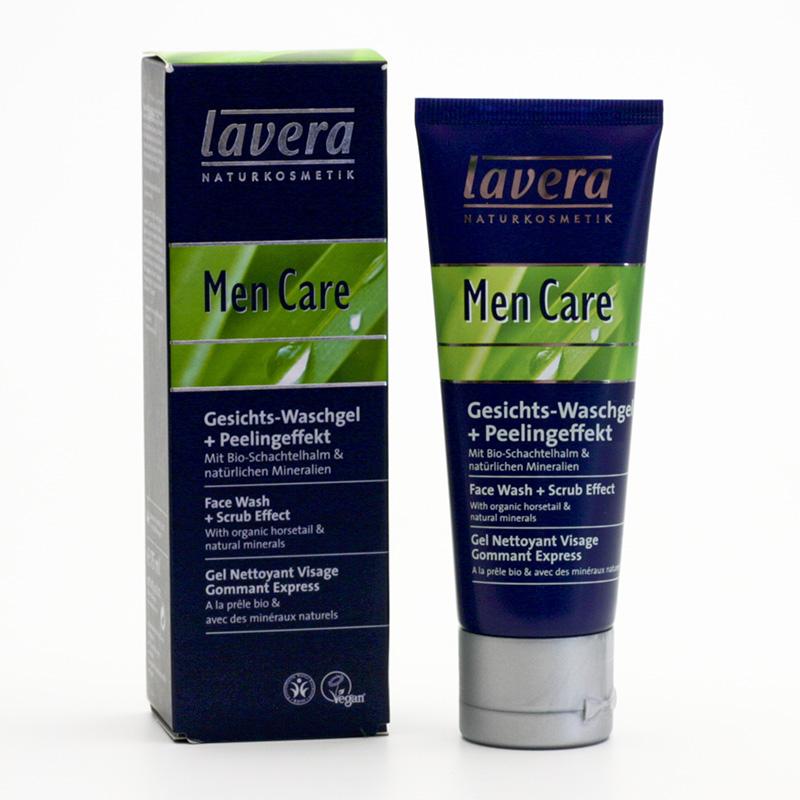 Lavera Čisticí gel, Men Care 75 ml